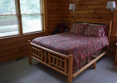 Cabin Double Bed